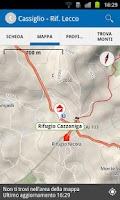 Screenshot of Il Sentiero delle Orobie