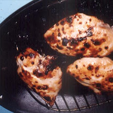 Great Marinated Grilled Chicken