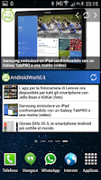 Screenshot of AndroidWorld.it