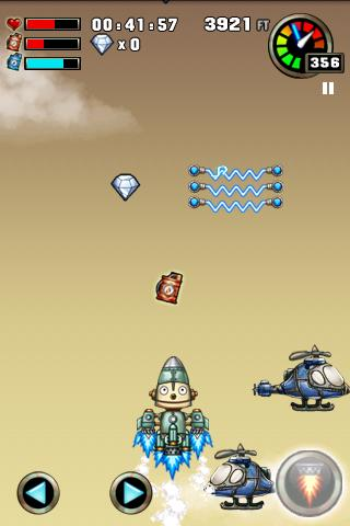 robot-adventure for android screenshot