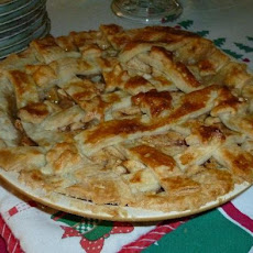 New York State Apple Pie