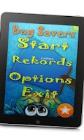 Screenshot of Bug Savers HD!
