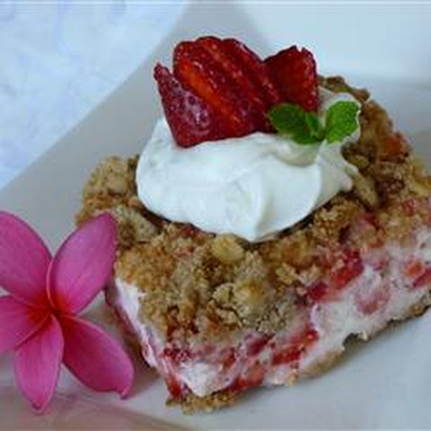 Frosty Strawberry Squares Recipes — Dishmaps