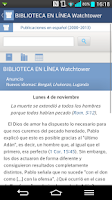 Screenshot of JW.org Podcast (español)