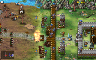 Screenshot of Fortress Under Siege HD