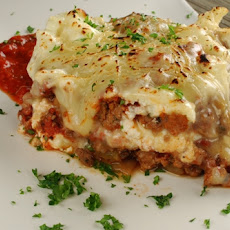 Easy, Healthy Vegetarian Lasagna