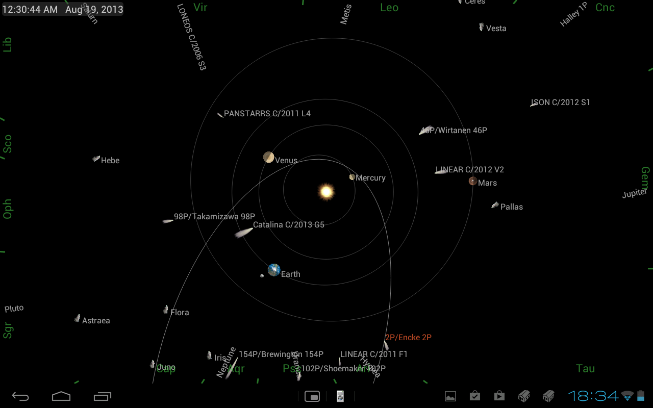 Mobile Observatory - Astronomy Screenshot 18