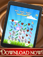 Screenshot of Chocolate Game Dessert Crazy