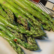 Easy-Peasy Chilled Asparagus