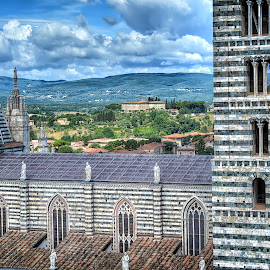 Siena cathedral by Cristian Peša - Buildings & Architecture Architectural Detail