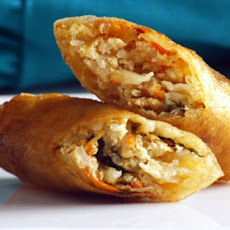 Emeril's Vegetarian Egg Rolls