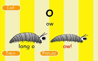 Screenshot of Phonics Level 2