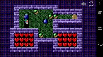 Screenshot of Heartlight