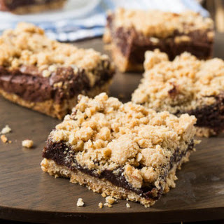 Chocolate Fudge Oatmeal Bars
