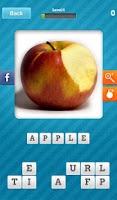 Screenshot of Close Up Pics - Zoomed Quiz