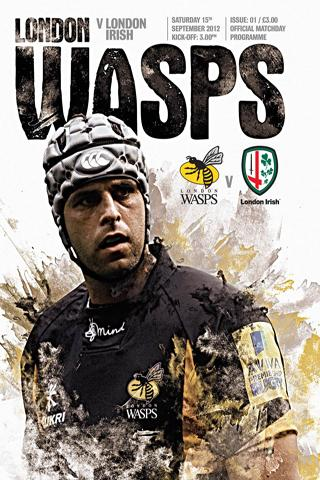 WASPS Official Programmes