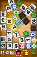 Screenshot of Manic Math Free