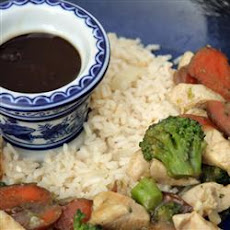 Broccoli Chicken Stir-Fry