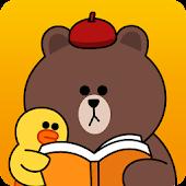 App LINE Manga -正版日本漫畫 每天免費更新! version 2015 APK