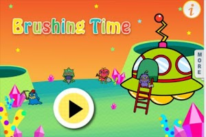 Screenshot of Brushing Time