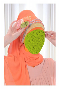 Hijab woman Photo - screenshot