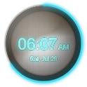 BlueDigital wClock Theme icon