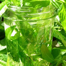 Lemon Verbena Water