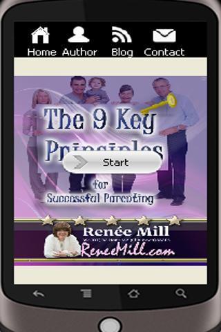 9 key principles for Parenting