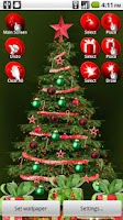 Screenshot of My Christmas Tree LWP
