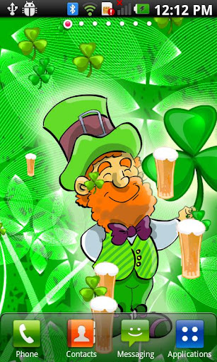 Saint Patrick´s Day Live Wallp