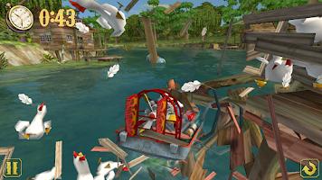 Screenshot of Shine Runner