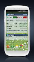 Screenshot of Market+ Mobile