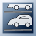 My car dealership and me icon