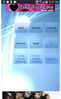 Screenshot of Learning English