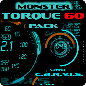 Torque 60 Pack OBD 2 Themes
