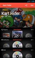 Screenshot of KartRider pack for dodol pop