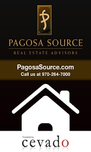 Pagosa Source Real Estate - screenshot