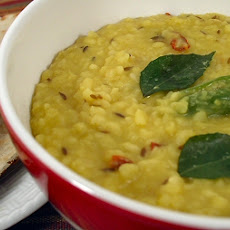 Spiced Moong Dal