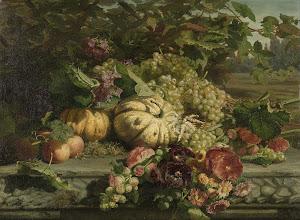 RIJKS: Gerardina Jacoba van de Sande Bakhuyzen: painting 1869