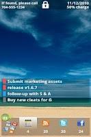 Screenshot of Exec Assist POP/IMAP library