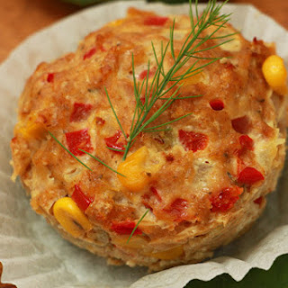 Mexican Ground Meat Muffins