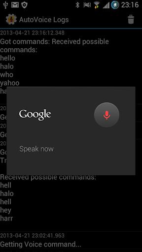 AutoVoice Pro Unlock - screenshot