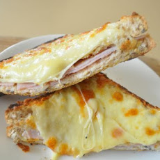 Jen's Ham & Cheese Toasted Sandwiches