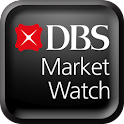 DBS Market Watch icon