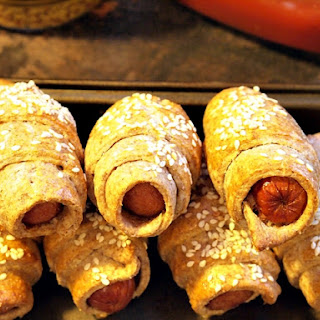 Pigs In A Blanket From Scratch With Only 4 Ingredients