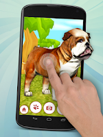 Screenshot of Puppies Dog Puppy 3D