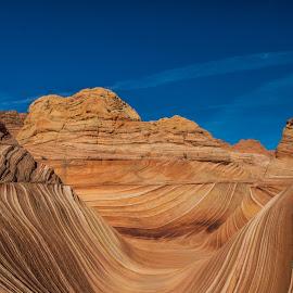 by Gabe Morrison - Landscapes Travel ( beautiful, travel, landscape, hiking, photography, adventure, sky, nature, blue, arizona, wave, landscapes, hike )
