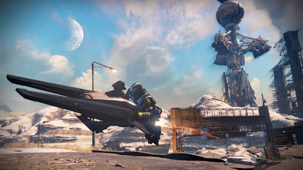 Destiny will get its first expansion, The Dark Below, in December