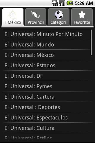 Periodicos de Mexico