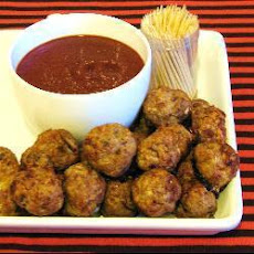 Forty Footy Meatballs